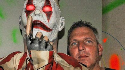 Richard Blankenship, of Laurel, is the co-owner of Laurel House of Horrors which now offers a new escape room designed by Justin Hayes, a Laurel High School alumnus.