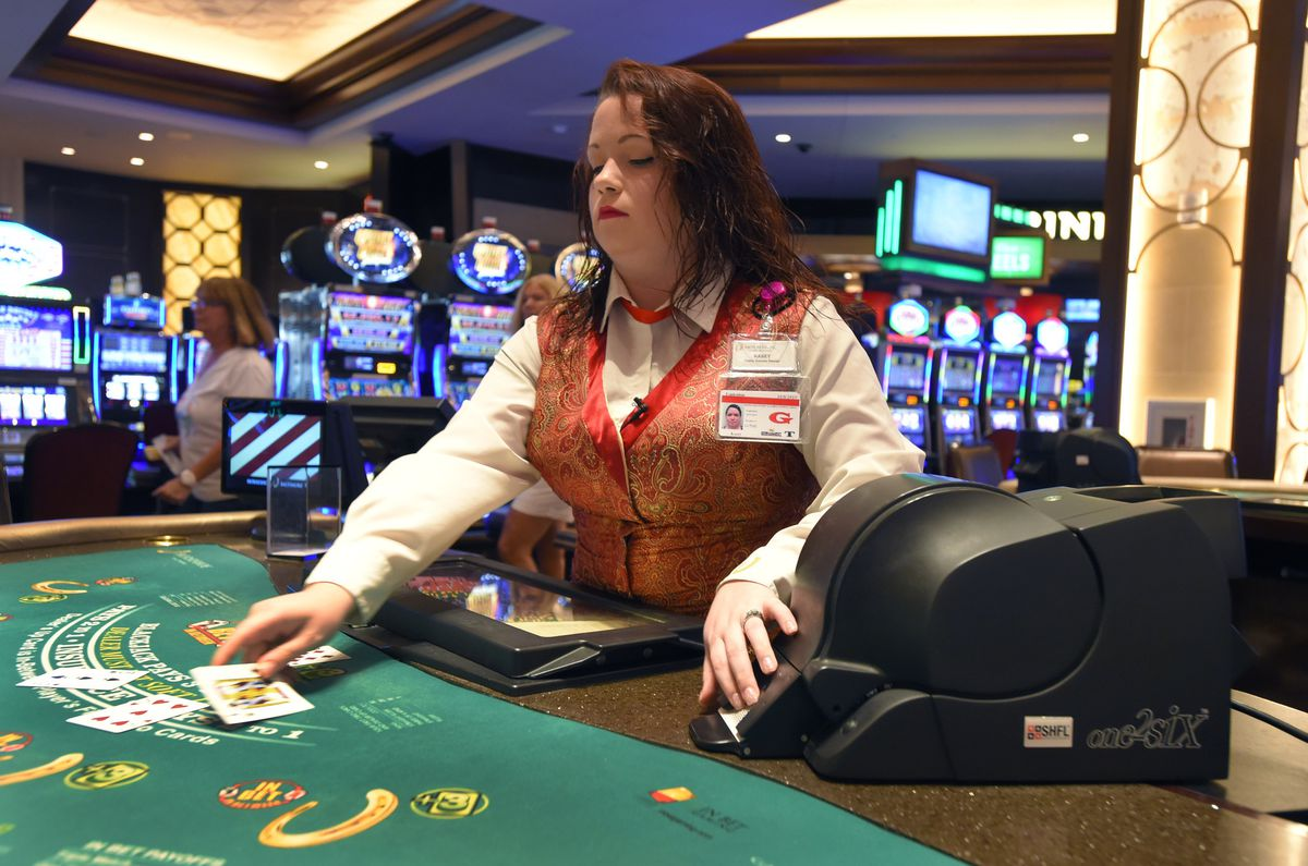 Maryland Live Casino Blackjack Table Minimums