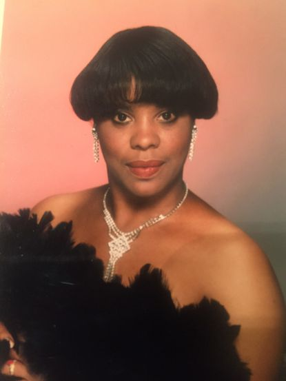 Bernice Mitchell, 53, died at the Central Booking and Intake Facility in downtown Baltimore earlier this month (Photo courtesy of the family).