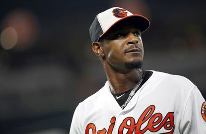 Baltimore Orioles center fielder Adam Jones was hitting .277 with 10 homers and 38 RBIs heading into Wednesday.