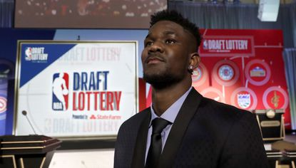Tune in early if you want to see Arizona's DeAndre Ayton get his named called.
