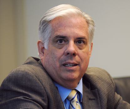 Hogan fights back on women's issues