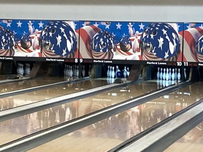 The Harford Lanes Family Bowling Center in Aberdeen is hosting the 55th annual Maryland Women's Championship Tournament.