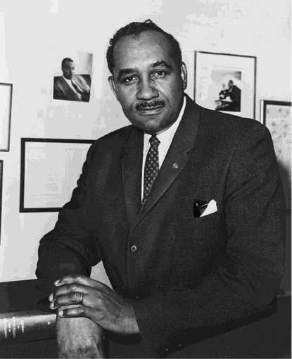 Clarence M. Mitchell Jr.