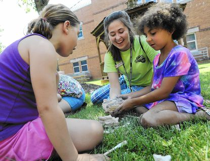Carroll summer camps provide variety of activities