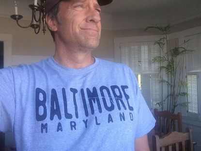 The picture that accompanied Mike Rowe's Facebook plea.