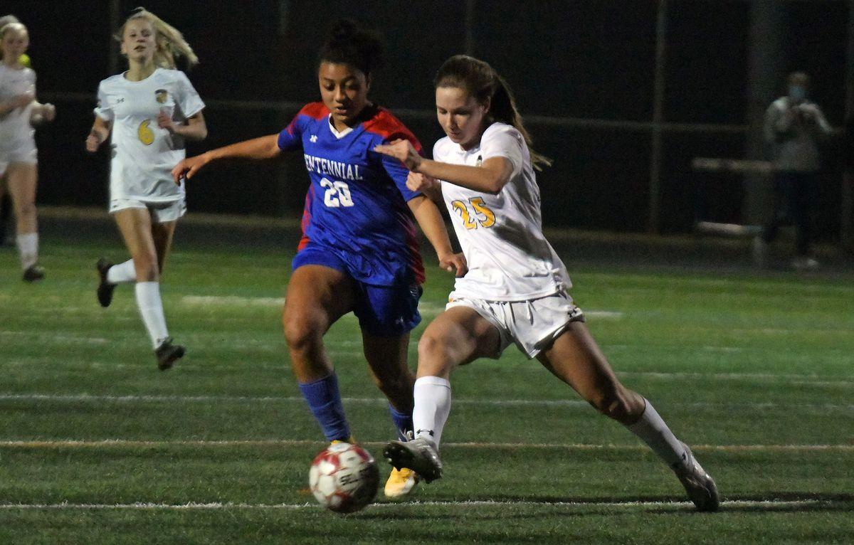 Mt. Hebron rides momentum to 3-1 win over Centennial | Howard County girls soccer roundup