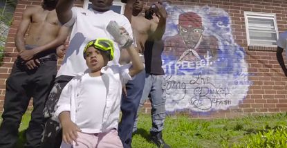 No Trivia: What five-year-old Atlanta rapper Bankroll PJ has to do with Baltimore