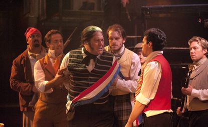 Toby's production does true justice to legend of 'Les Miserables'