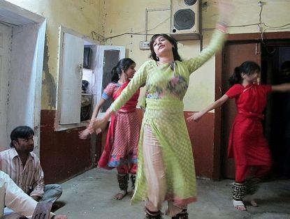 Girls step lightly around religion to study dance in Pakistan
