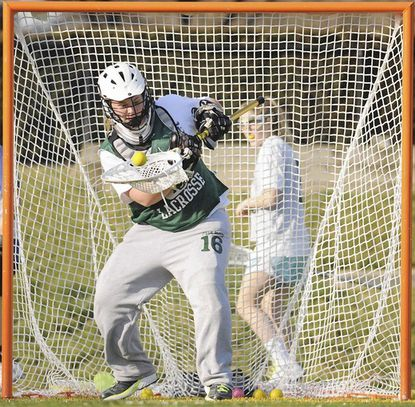 Girls lacrosse: Area girls teams' role is to put the brakes on opponents' goal rush