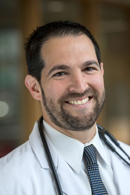 Dr. Mark Goldstein was elected president of medical staff at Carroll Hospital.