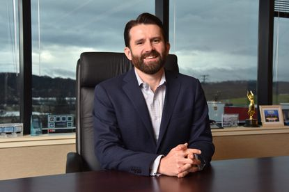 Chris Ripley, president and CEO of Sinclair Broadcast Group since January 2017, discusses the recently announced sports betting partnership with Bally's casinos. Sinclair Broadcast Group expects to become the Baltimore area's only Fortune 500 company.