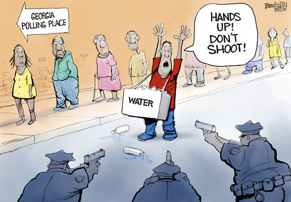 Vaccines, Immigration, Gun Control, Filibusters, Cuomo, Biden
