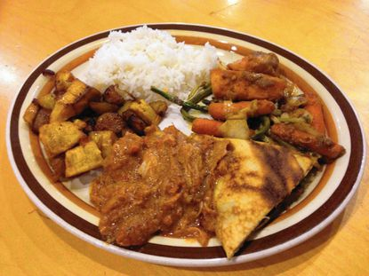 Delights by Mina offers a delicious introduction to West African food