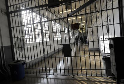 A tour of the Baltimore City Detention Center in Nov. 2013.