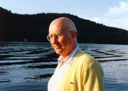 Obit photo of Bernard F. Anderson