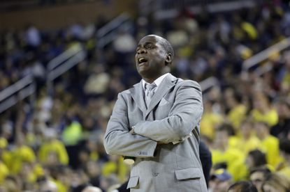 Coppin State coach Michael Grant says his team remains confident.