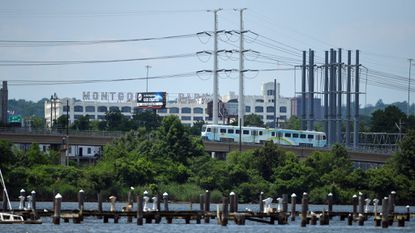 Neglected Middle Branch waterfront in South Baltimore is getting face-lift. It won't be another Inner Harbor.