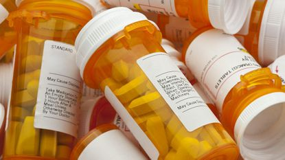 Prescription pill bottles can prove costly in Maryland.