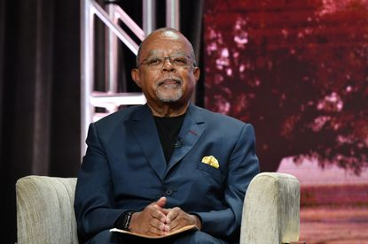 Henry Louis Gates of 'Finding Your Roots' speaks during the PBS segment of the Summer 2019 Television Critics Association Press Tour at The Beverly Hilton Hotel.