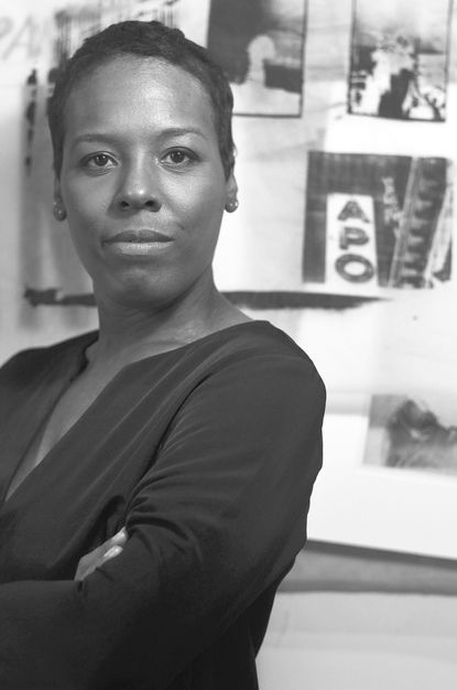 Carla Brown, a Catonsville resident who works in the exhibitions department at the Maryland Institute College of Art, was awarded a $10,000 grant by the Greater Baltimore Cultural Alliance.