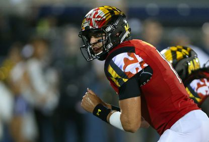 Perry Hills listed as Terps' starting QB for Saturday's Big Ten opener