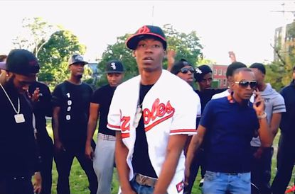 Watch the video for Lor Scoota's 'Bird Flu' remix featuring Shy Glizzy