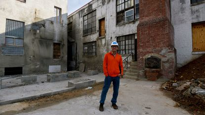 Jacques Kelly: The 'Fox' of Jones Falls showing new stripes in move from industrial building to housing