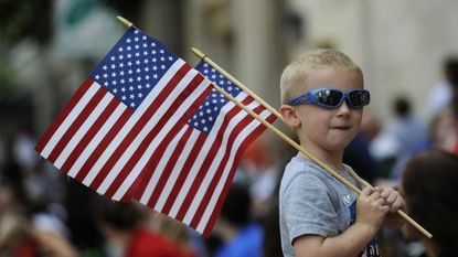 Parades will mark July 4th celebrations throughout the Baltimore area.