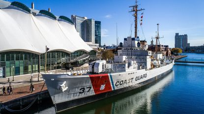 Historic Ships in Baltimore seeks to raise $152,000 to repair USCGC Taney