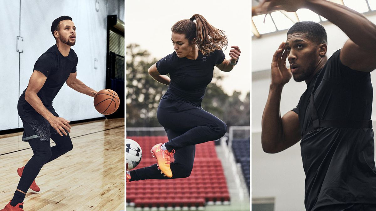 f6e791a3d3 Under Armour releases short documentary starring Stephen Curry ...