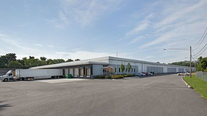 This warehouse in Halethorpe has been acquired by the O'Donnell Group for $13.4 million.
