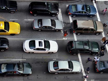 Baltimore drivers ranked worst in America by Allstate for