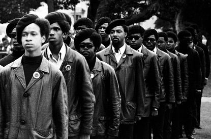 """The Black Panthers"""