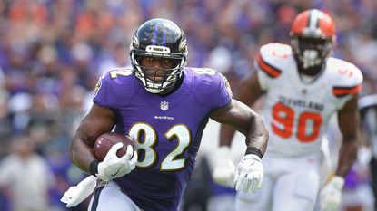Ravens notebook: Benjamin Watson cautiously pleased with contributions to Sunday's win