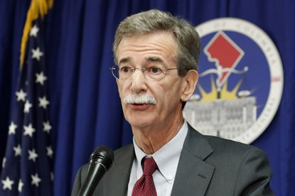 """Maryland Attorney General Brian Frosh vows to oppose the Trump administration's efforts """" to reverse decades of work to protect our land, air, and water."""""""