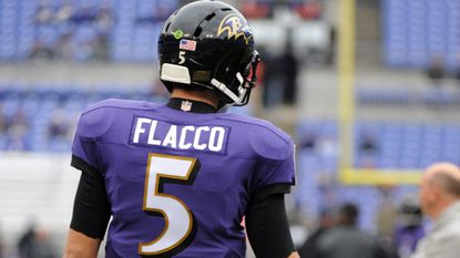 Joe Flacco the lone Raven in NFLPA jersey sales rankings