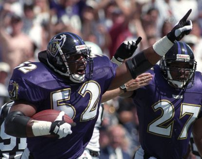 Remembering the 1996 draft and how it built the Ravens - Baltimore Sun