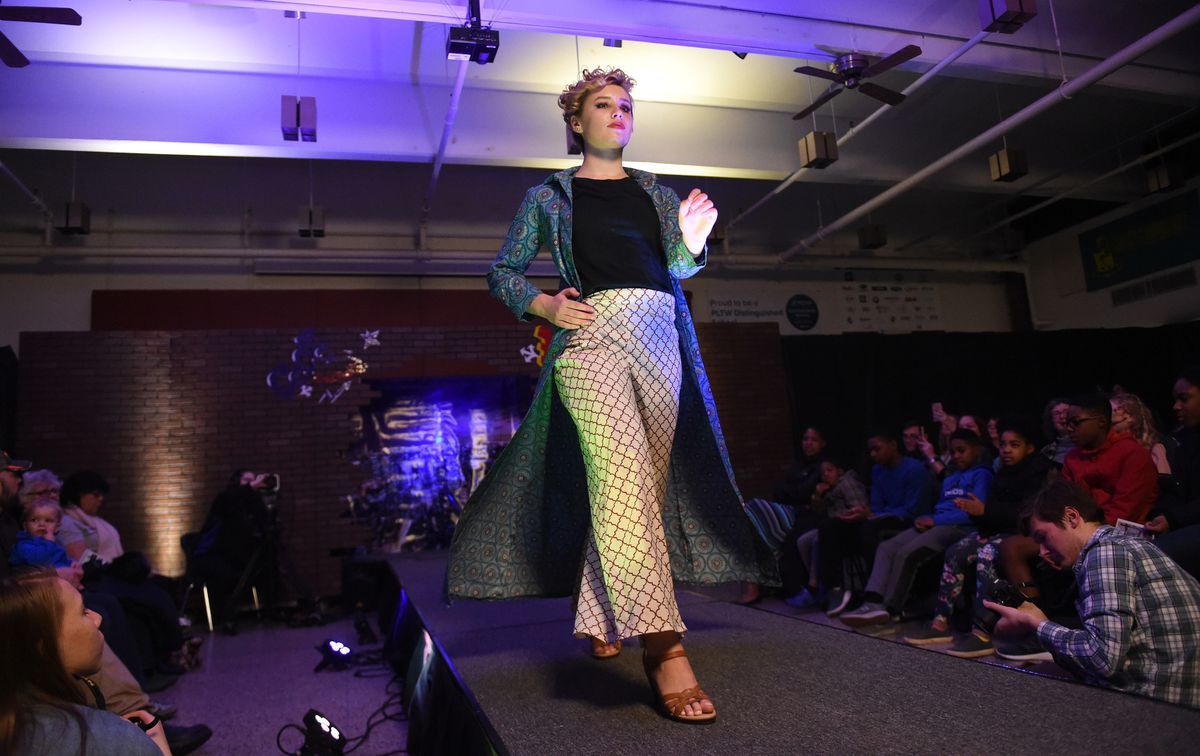 Carroll County Career And Technology Center Fashion Show Carroll County Times