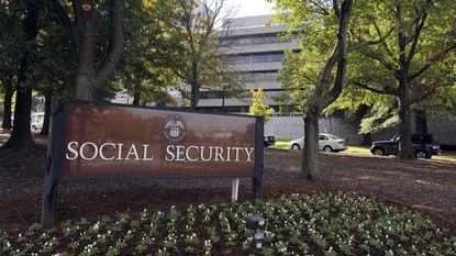The Woodlawn-based Social Security Administration is just one federal outpost where federal workers continue to perform vital functions for the country despite the pandemic. File.