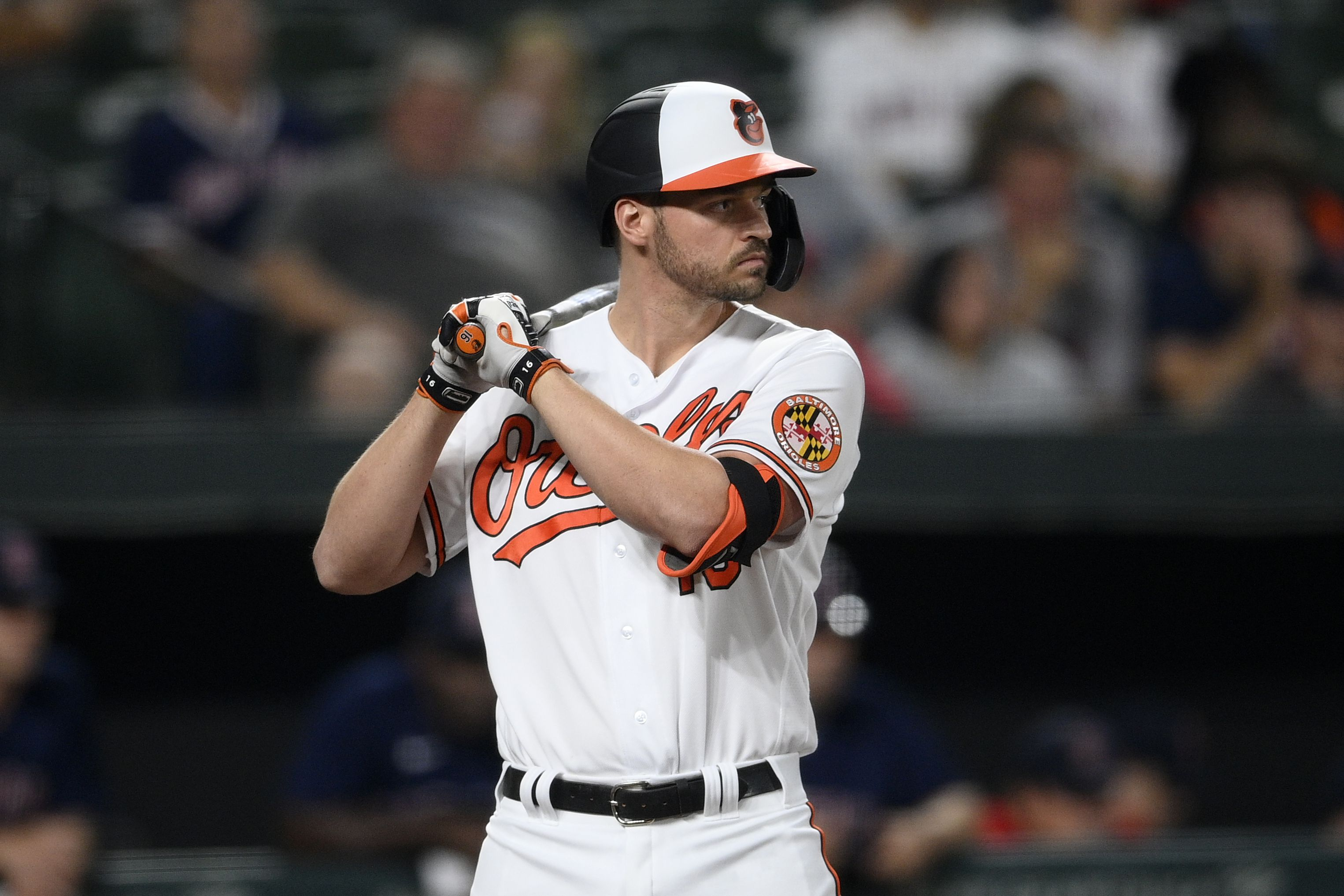 Trey Mancini hopes to return to Orioles in 2022, but if not, 'he's happy with what he left in Baltimore'