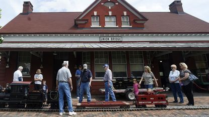 West Carroll: For the love of trains; golf tournament to support Union Bridge Fire Company