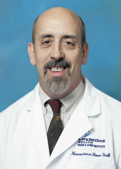 Dr. P. Jay Foreman is director of the Epilepsy Center at the Sandra and Malcolm Berman Brain & Spine Institute at LifeBridge Health's Sinai Hospital.