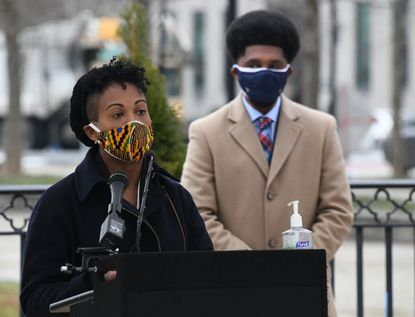 Baltimore City Health Commissioner Dr. Letitia Dzirasa and Mayor Brandon Scott give an update on Baltimore City's response to the coronavirus pandemic and vaccine distribution. January 5, 2021.