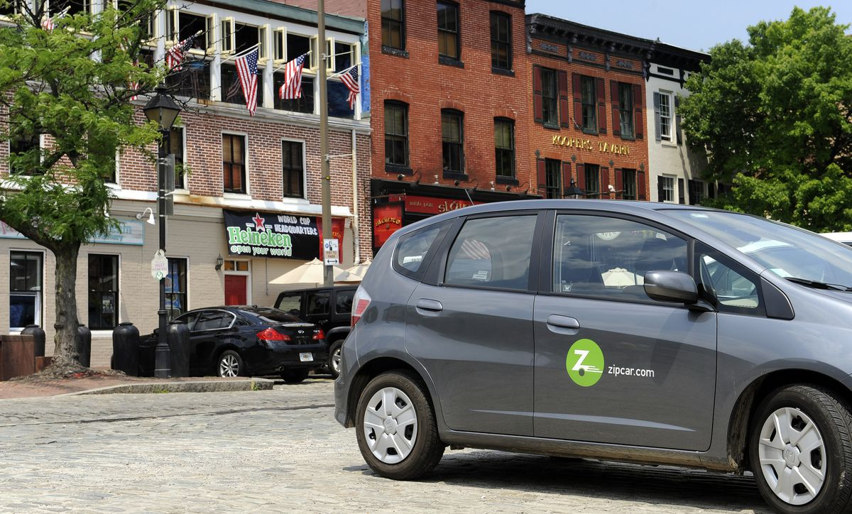 Baltimore City looks to launch a new car-sharing program