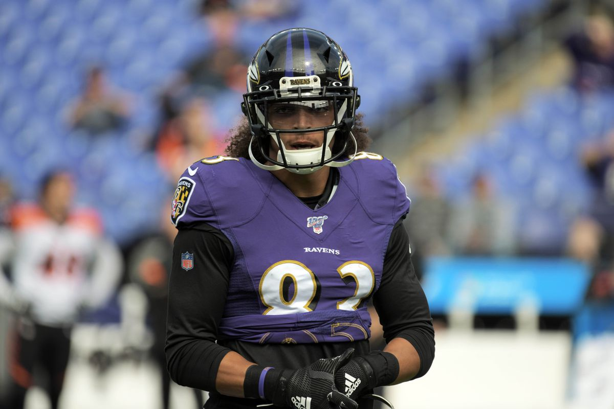 Ravens sign wide receiver Willie Snead IV to one-year contract ...