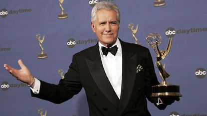 Alex Trebek says his pancreatic cancer is in 'near remission'