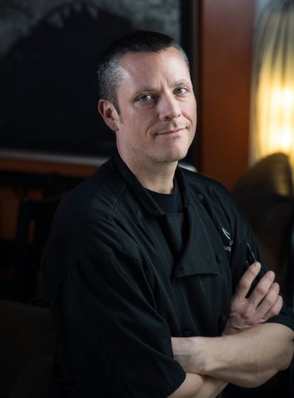 Chef Travis Wright, owner of The Shark on the Harbor restaurant in Ocean City, died on Sunday.