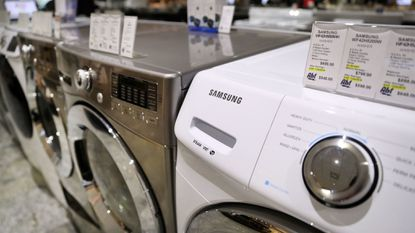With new tariffs, get ready to pay more for imported washing machines and solar panels